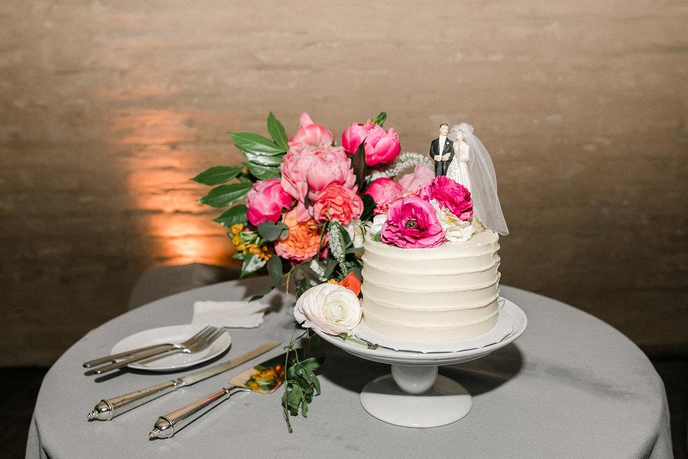 www.santabarbarawedding.com | Santa Barbara Historical Museum | Events by Rachel Korrey | Anna Delores | Wedding Cake