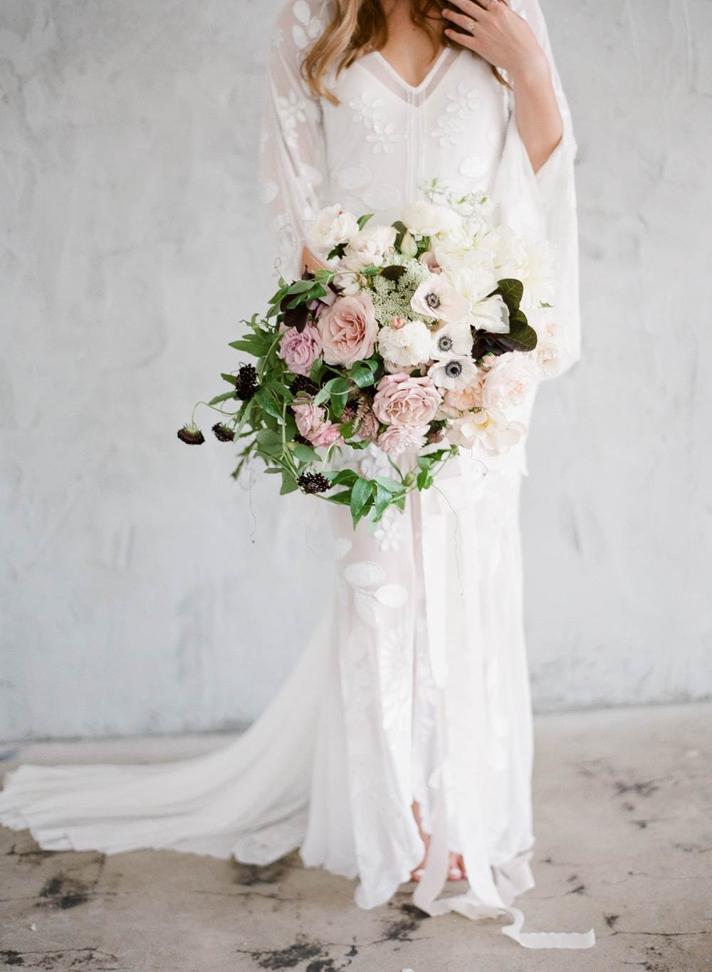 www.santabarbarawedding.com | Kristen Beinke | Jill & Co | Bridal Bouquet