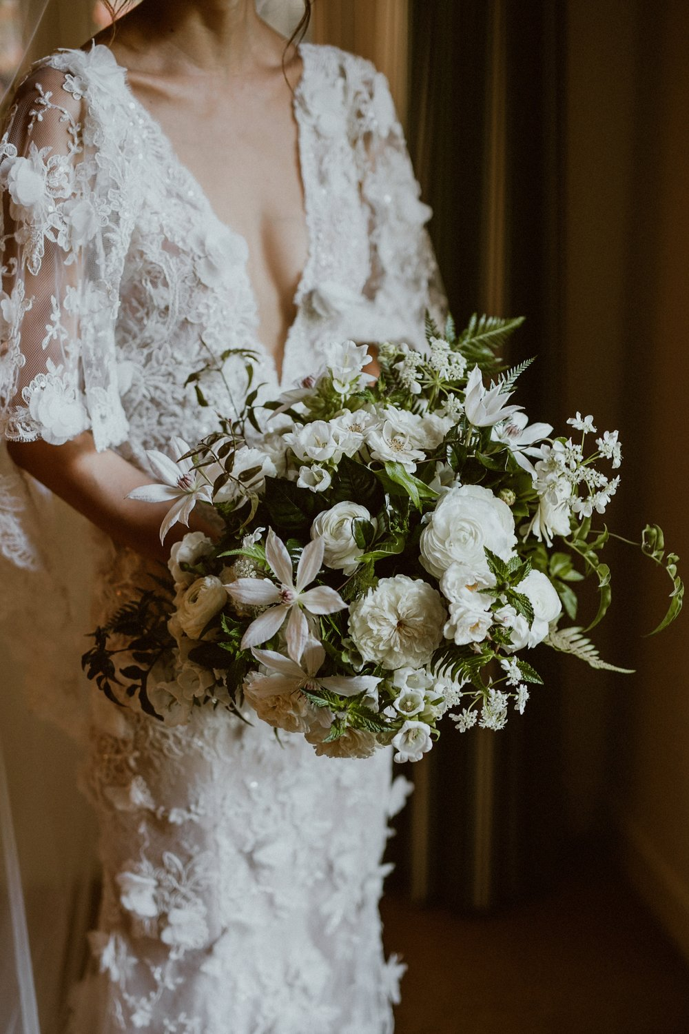 www.santabarbarawedding.com | Event of the Season | Gina and Ryan Photo | Four Seasons | Bridal Bouquet