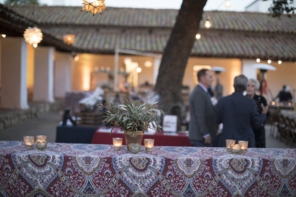 www.santabarbarawedding.com | Casa de la Guerra | Clint Weisman