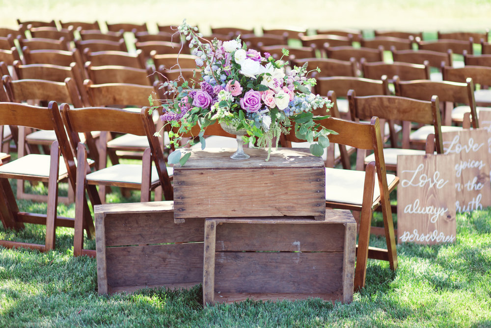 www.santabarbarawedding.com | Kay Mitchell | The Carriage House | Effortless Events | Ceremony Details