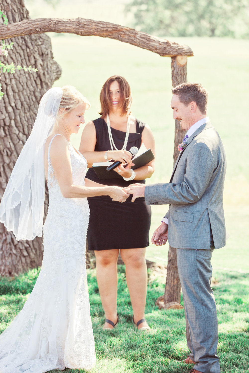 www.santabarbarawedding.com | Kay Mitchell | The Carriage House | Effortless Events | Ceremony
