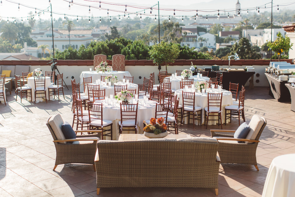 www.santabarbarawedding.com | Canary Hotel | Anna Delores Photography | Santa Barbara Wedding Coordinator | Reception
