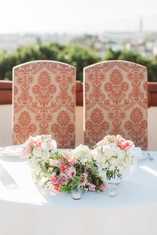 www.santabarbarawedding.com | Canary Hotel | Anna Delores Photography | Santa Barbara Wedding Coordinator | Head Table