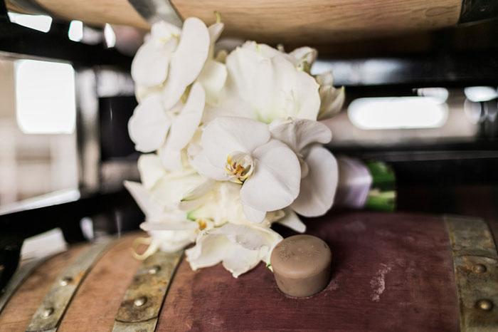 www.santabarbarawedding.com | Soigne Productions | Presqu'ile Winery | Wade Carr Photo | Bouquet
