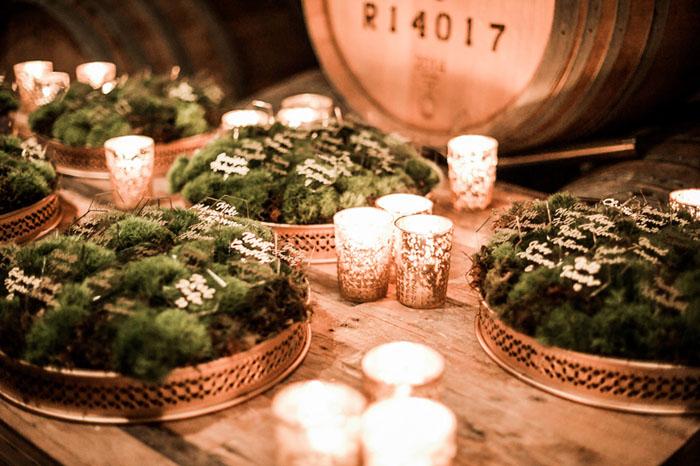 www.santabarbarawedding.com | Soigne Productions | Presqu'ile Winery | Wade Carr Photo | Escort Cards