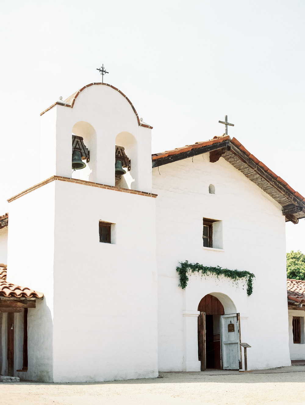 www.santabarbarawedding.com | The Presidio Chapel | Taralynn Lawton