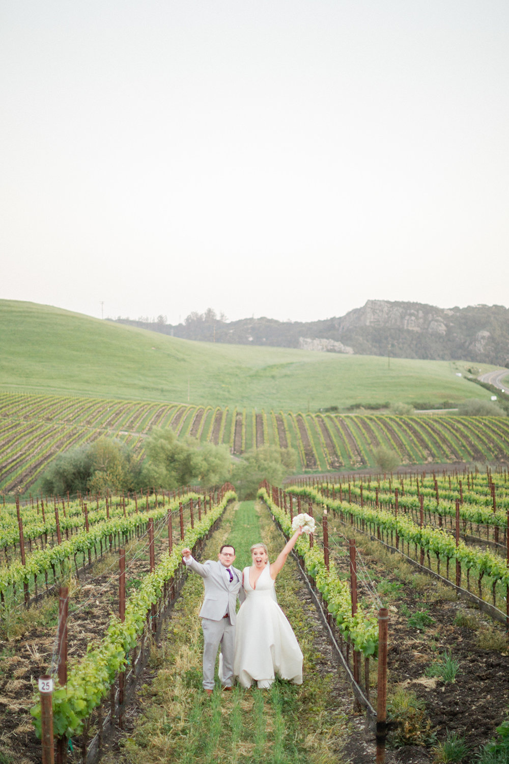 www.santabarbarawedding.com | Mike Larson | Islay Events | Greengate Ranch | Bride and Groom