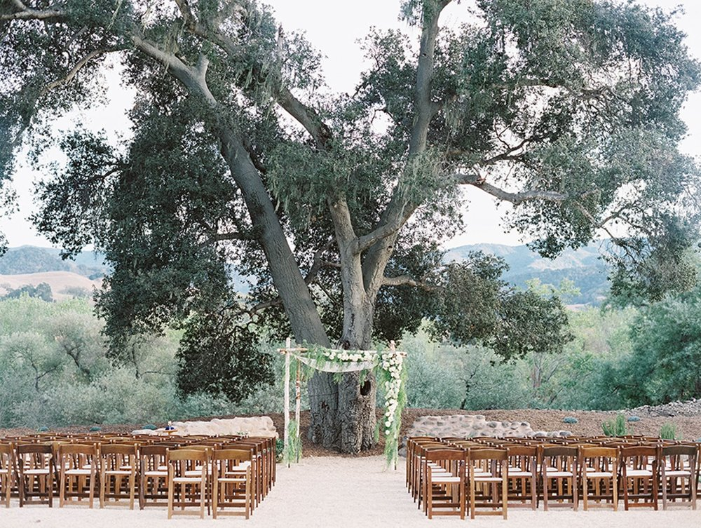 www.santabarbarawedding.com | Sunstone Winery | Luna de Mare | Esoteric Events | Ceremony