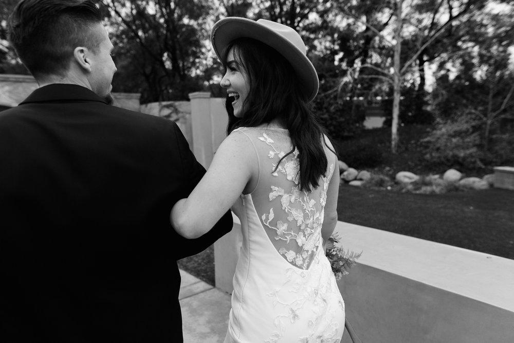 www.santabarbarawedding.com | Los Robles Greens | Besame Floral Events | Rachel Birkhofer | Styled Shoot | Bride and Groom