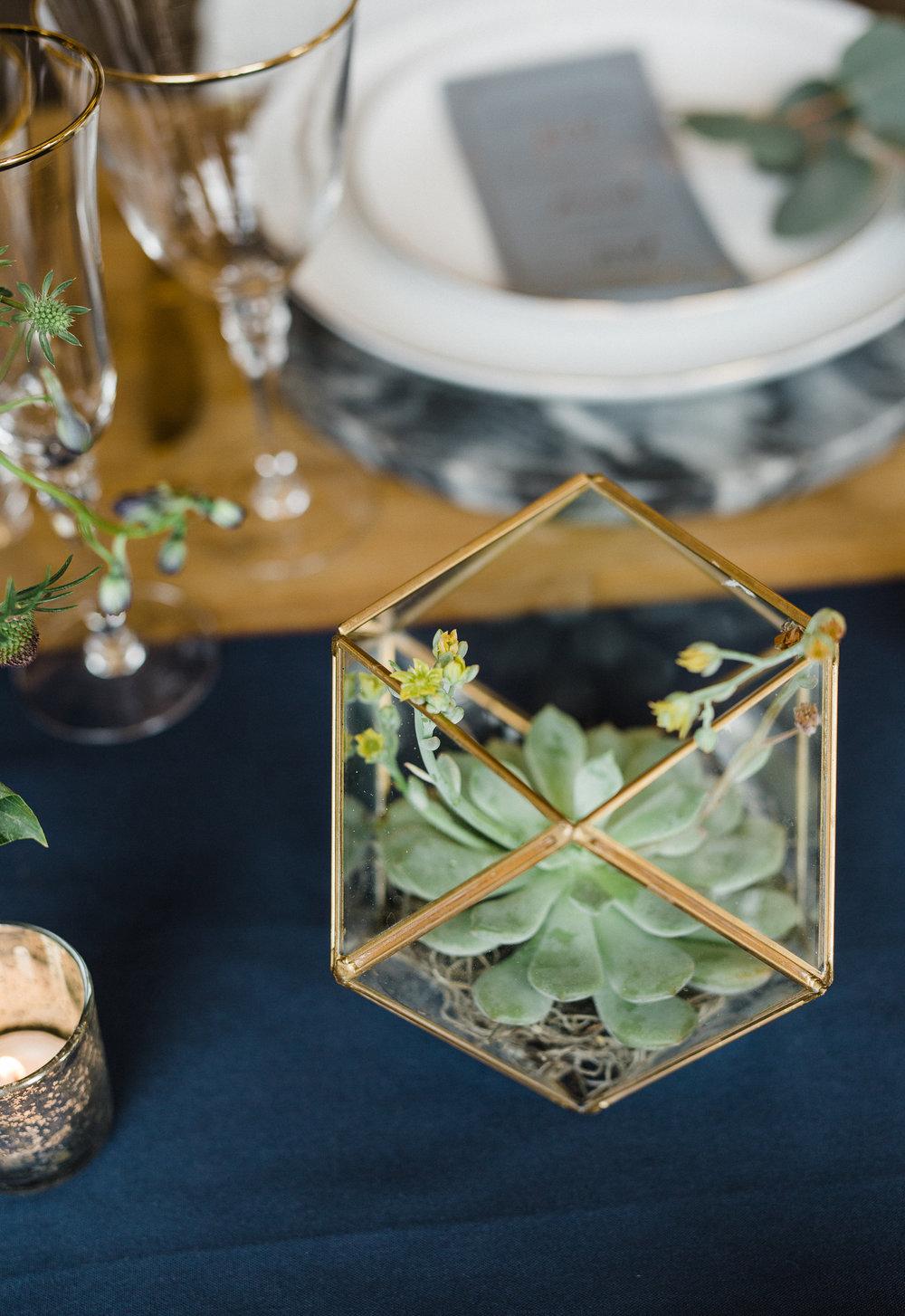 www.santabarbarawedding.com | Los Robles Greens | Besame Floral Events | Rachel Birkhofer | Styled Shoot | Reception Table Details