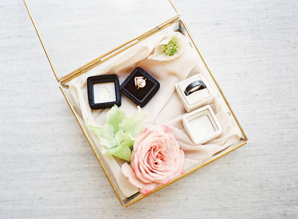 www.santabarbarawedding.com | Belmond El Encanto | Event of the Season | Taryn Grey Photo | Wedding Rings