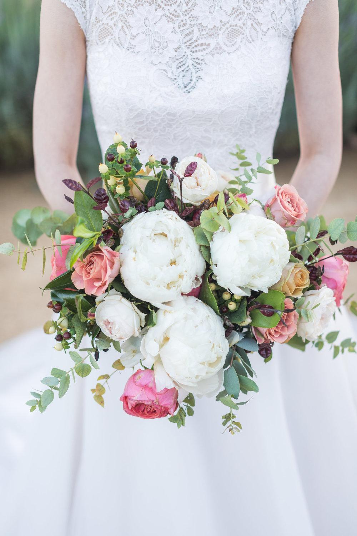www.santabarbarawedding.com | Kiel Rucker | Kestrel Park | Bouquet