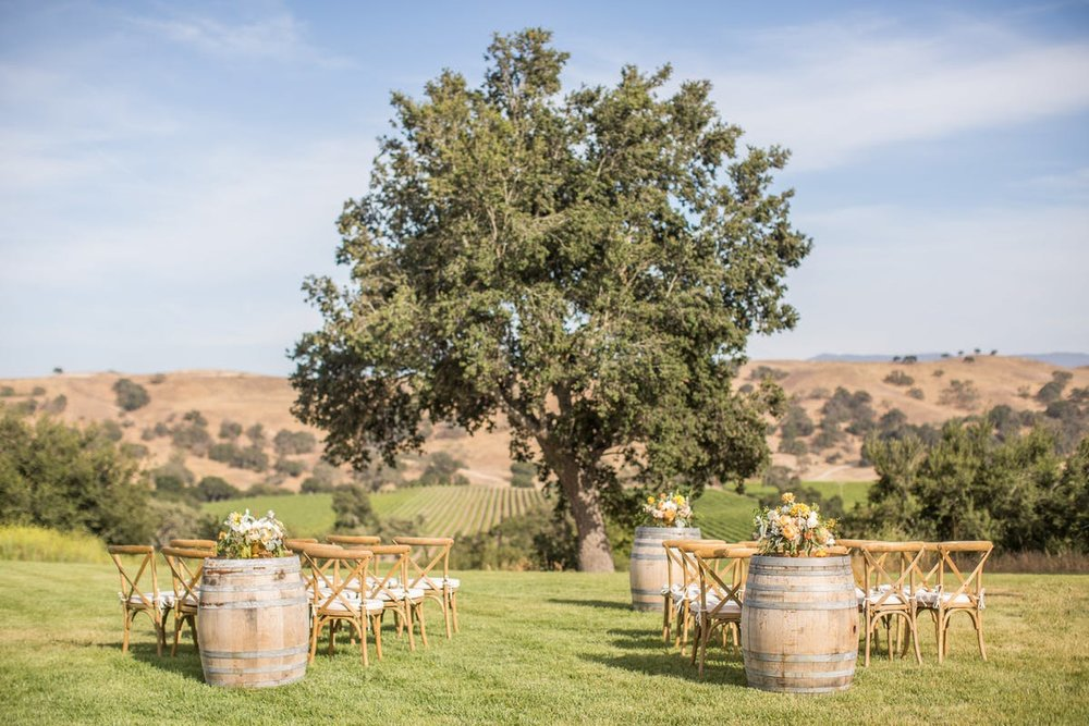 www.santabarbarawedding.com | Firestone Vineyard | Anna J Photo | Location Spotlight