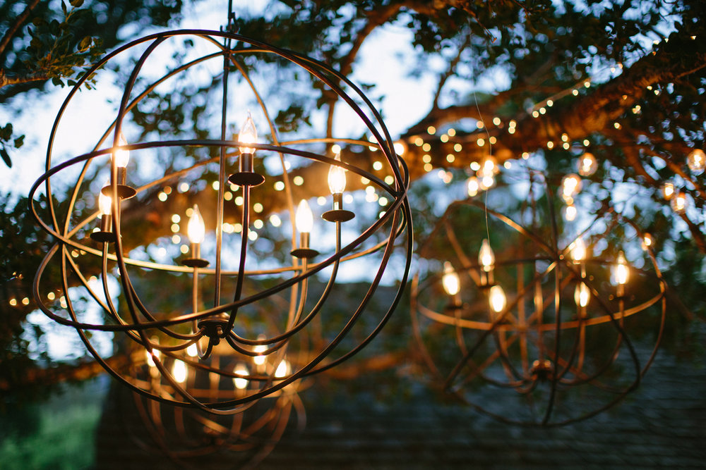 www.santabarbarawedding.com | San Ysidro Ranch | Imagine Events | Millay and Young Photo | Reception Lighting