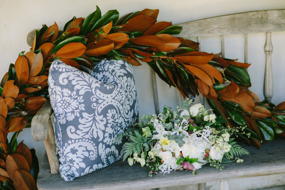 www.santabarbarawedding.com | San Ysidro Ranch | Imagine Events | Millay and Young Photo | Reception Decor