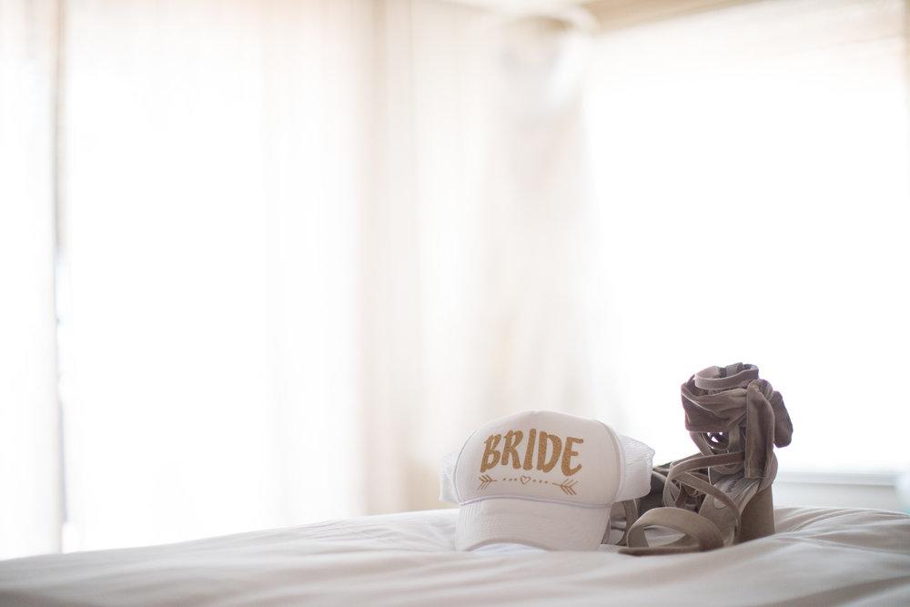 www.santabarbarawedding.com | Elings Park | Waller Weddings | Bride's Shoes