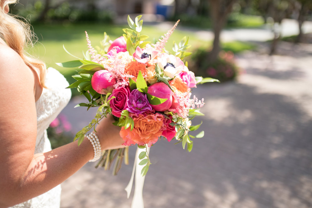 www.santabarbarawedding.com | Elings Park | Waller Weddings | Bridal Bouquet