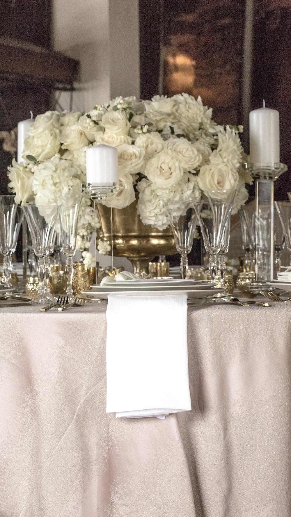 Luxe Linen Trends