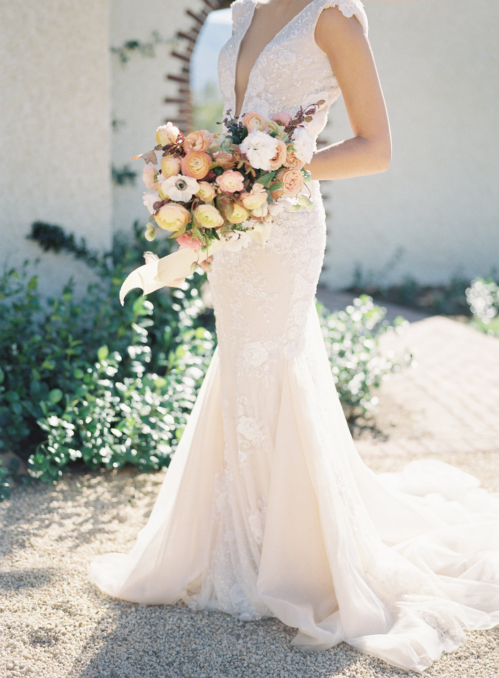 www.santabarbarawedding.com | Kestrel Park | Heather Payne | Lacy Geary | Bridal Bouquet