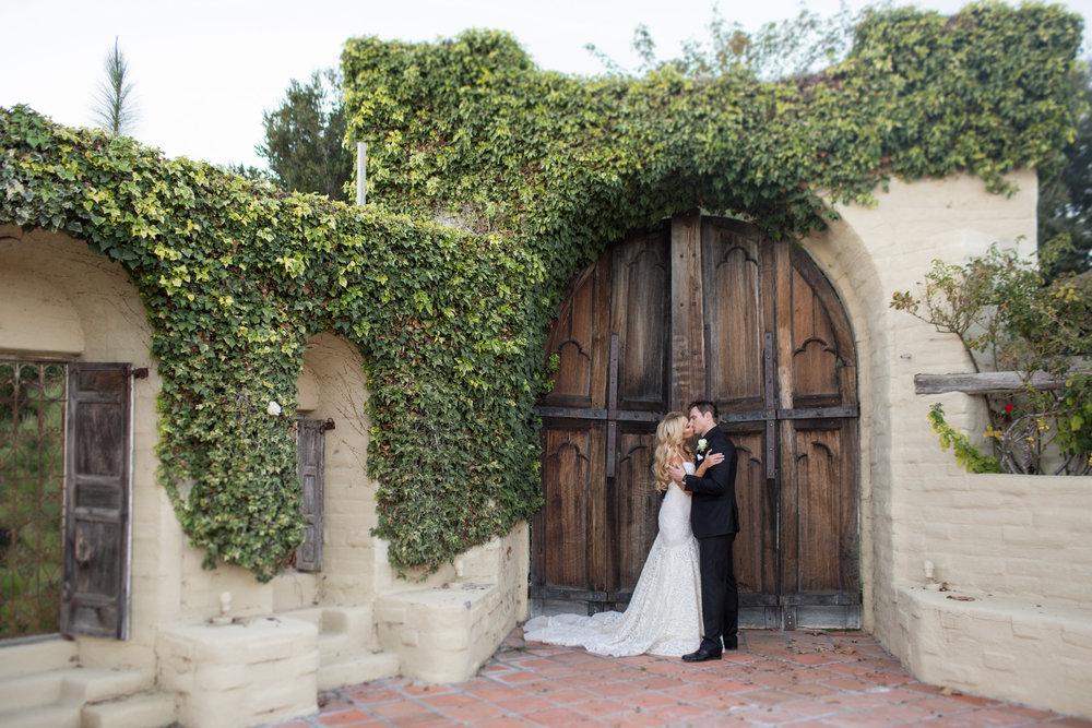 www.santabarbarawedding.com   Whispering Rose Ranch   Ann Johnson Events   Anna J Photo   Bride and Groom
