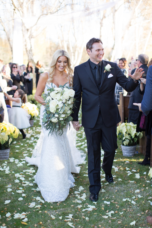 www.santabarbarawedding.com | Whispering Rose Ranch | Ann Johnson Events | Anna J Photo | Ceremony