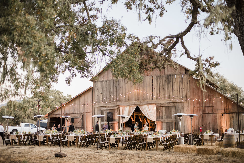 www.santabarbarawedding.com | The Barn at Gainey | By Cherry Photography