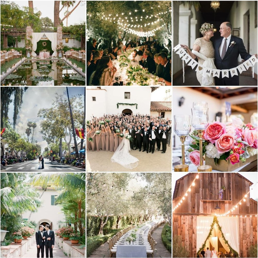 THANK YOU! We received 157.5k likes in 2018 Had 891 posts Average 177 likes per post  Wedding Pro Love from left to right, top to bottom   Michelle Beller Photography  at  Belmond El Encanto   Michelle Beller Photography  |  Barbra Mousouris  |  Town and Country Event Rentals   ByCherry Photography  at the  Santa Barbara Courthouse   ByCherry Photography  on State Street during Fiesta Tara Lynn Lawton Photography at the  Presidio Chapel   Alegria by Design  at  Bacara Resort and Spa   Michelle Beller Photography  |  Barbra Mousouris  |  Four Seasons Resort, the Biltmore   Michelle Beller Photography  |  Barbra Mousouris  |  Town and Country Event Rentals   ByCherry Photography  at the  Santa Barbara Courthouse   Islay Events  photographed by Mike Larson at  Greengate Ranch and Vineyard