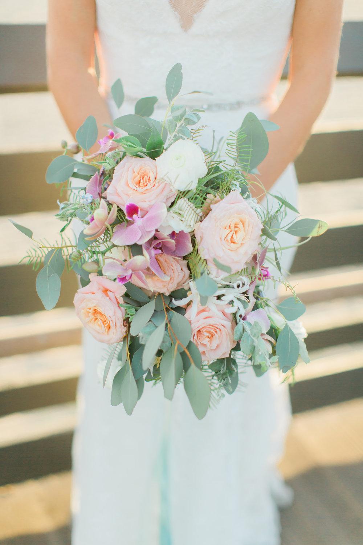 www.santabarbarawedding.com | Our Lady of Mount Carmel | MOXI | Ann Johnson | Islay Events | James & Jess | Bouquet