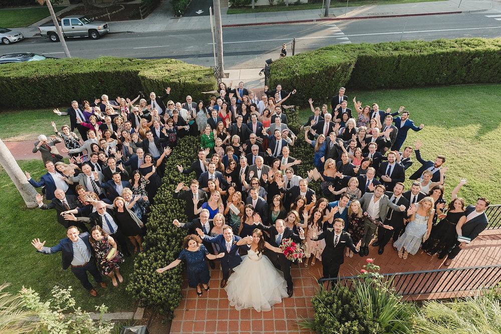 www.santabarbarawedding.com   Waller Weddings   Riviera Mansion   Amy Grace Events   Wedding Party