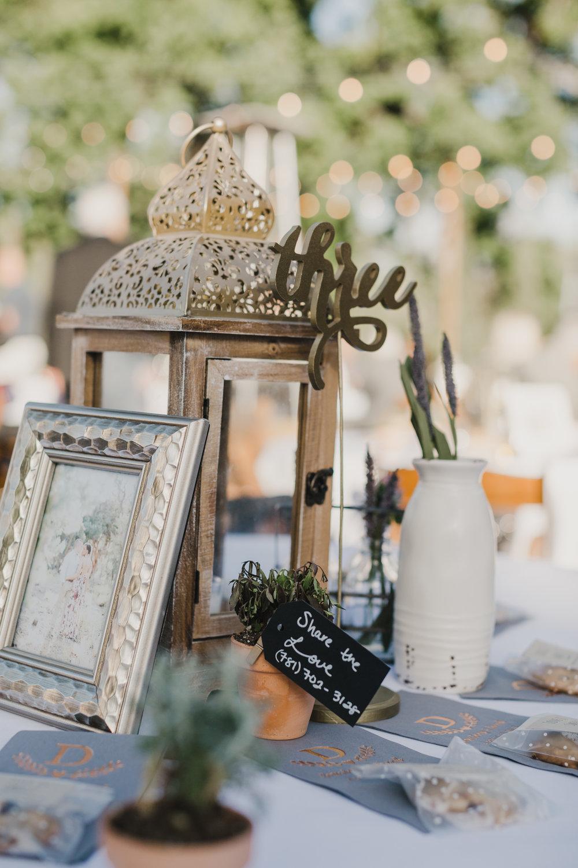 www.santabarbarawedding.com   Grace Maralyn Estate   Diana Lake Photo   Reception Table Decor