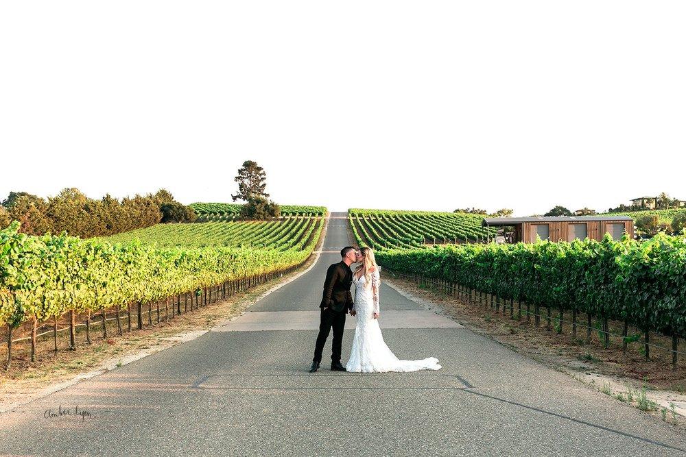 www.santabarbarawedding.com | Presqu'ile Winery | Amber Lynn Photography