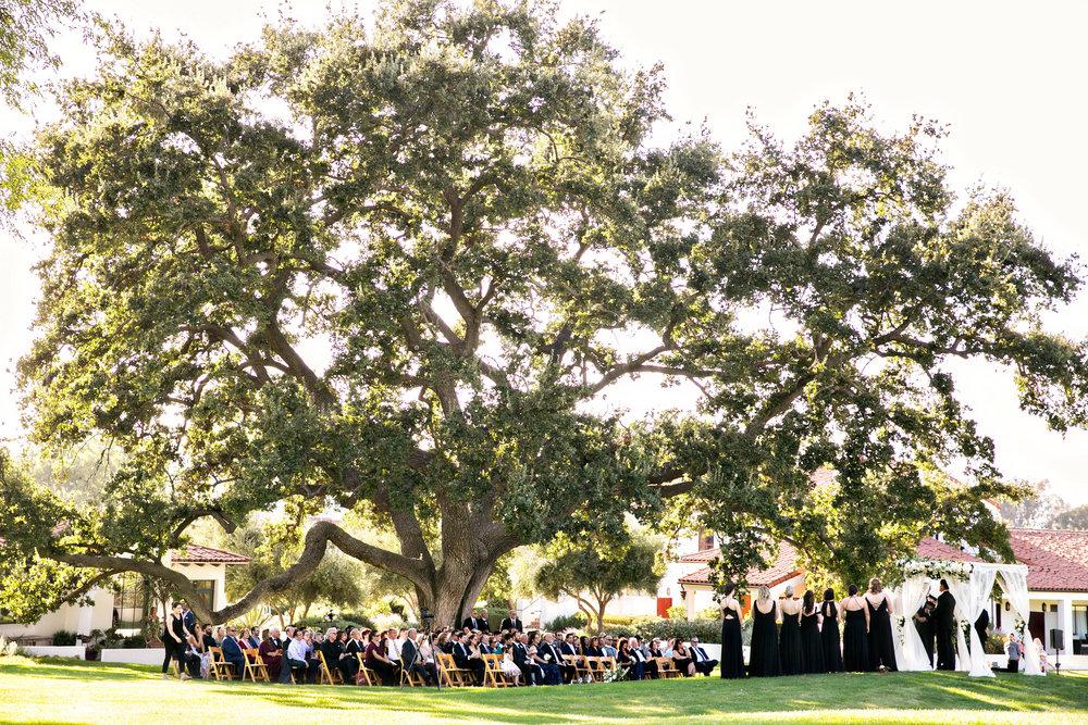 www.santabarbarawedding.com | Laurie Bailey | Ojai Valley Inn | Amber Weir Weddings | Ceremony