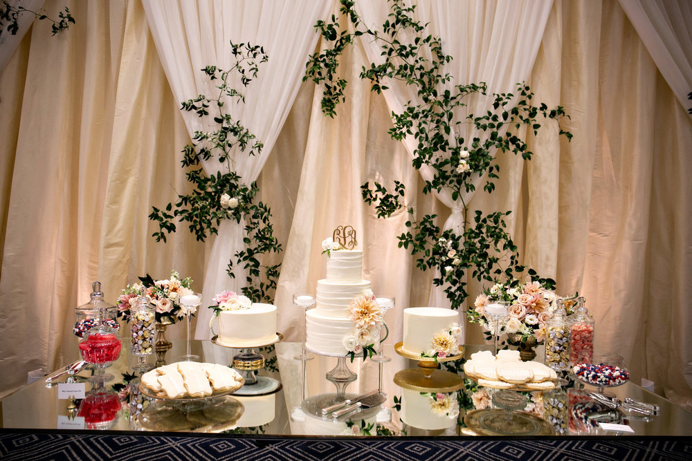 www.santabarbarawedding.com | Laurie Bailey | Ojai Valley Inn | Amber Weir Weddings | Dessert Table