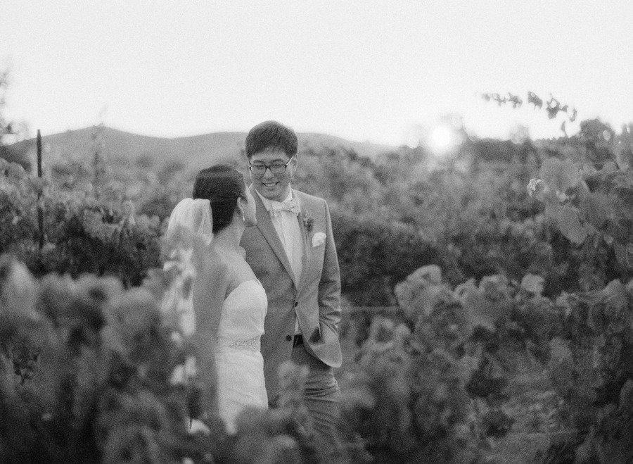 www.santabarbarawedding.com | Firestone Vineyard | Soigne Productions | Michael and Anna Costa | Bride and Groom