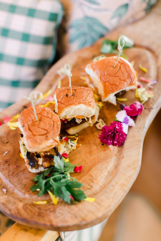 www.santabarbarawedding.com | Anne Delores | Rancho Bella Vista | Wild Heart Events | Appetizers
