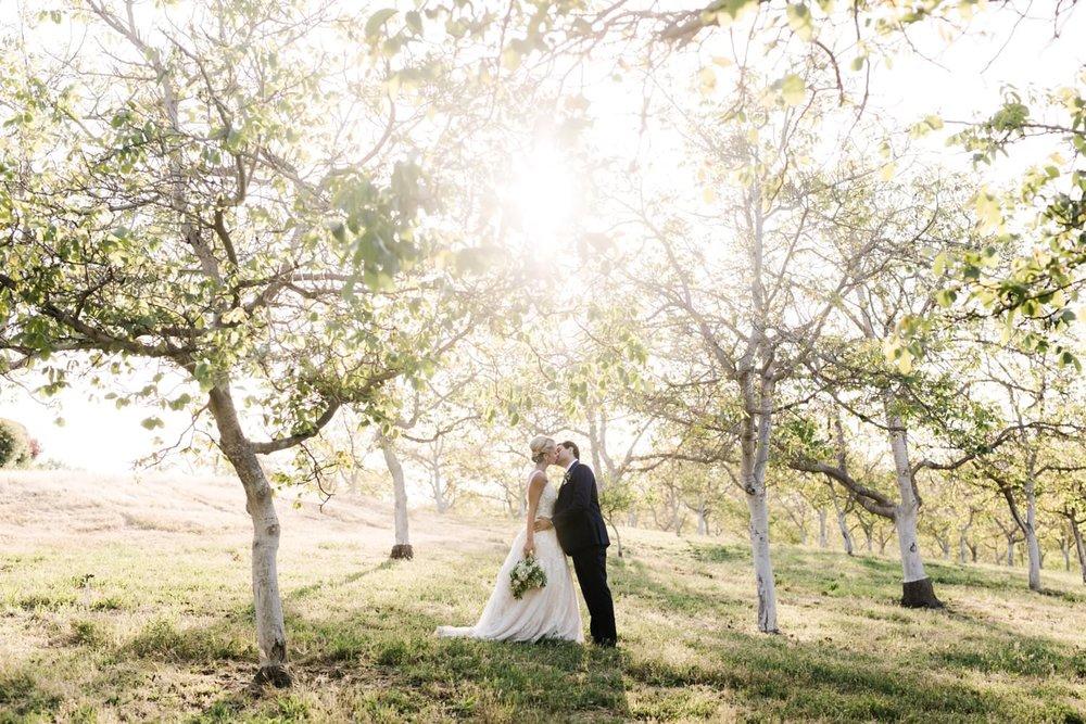 www.santabarbarawedding.com | Anne Delores | Rancho Bella Vista | Wild Heart Events | Bride and Groom