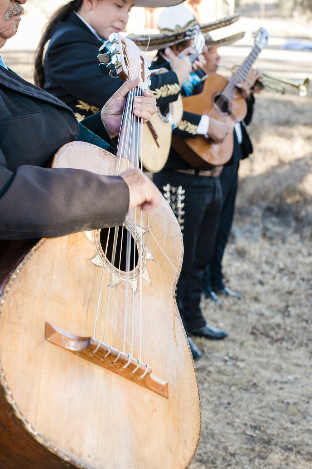 www.santabarbarawedding.com | ByCherry Photography | Gainey Vineyard | Revele Unlimited | Mariachi Band