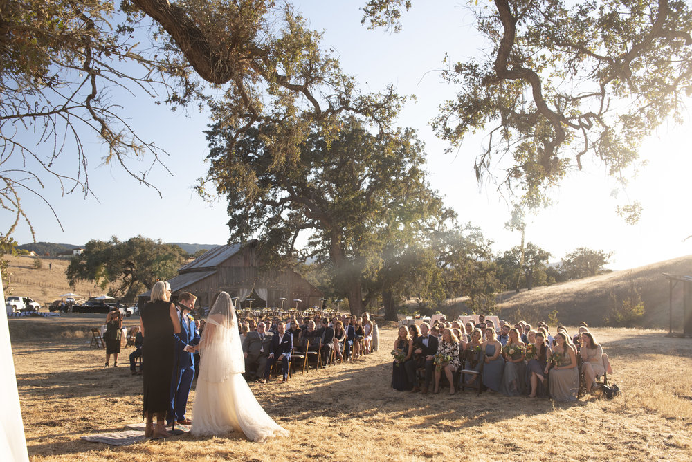 www.santabarbarawedding.com | ByCherry Photography | Gainey Vineyard | Revele Unlimited | Ceremony