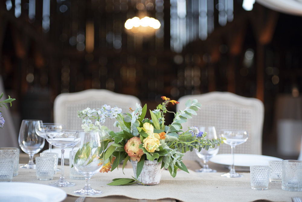 www.santabarbarawedding.com | ByCherry Photography | Gainey Vineyard | Revele Unlimited | Head Table