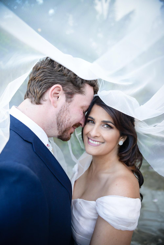 www.santabarbarawedding.com | Alice Keck Park | Santa Barbara Club | Half Full Photography | Bride and Groom