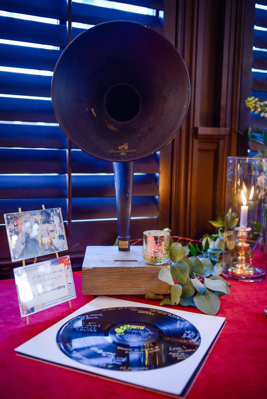 www.santabarbarawedding.com | Alice Keck Park | Santa Barbara Club | Half Full Photography | Record Guest Sign In