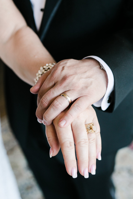 www.santabarbarawedding.com   Anna Delores   Ojai Retreat   Wedding Rings