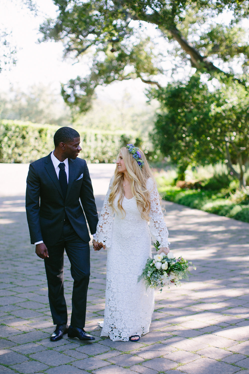 www.santabarbarawedding.com | Millay and Young | Imagine Events | Bride and Groom