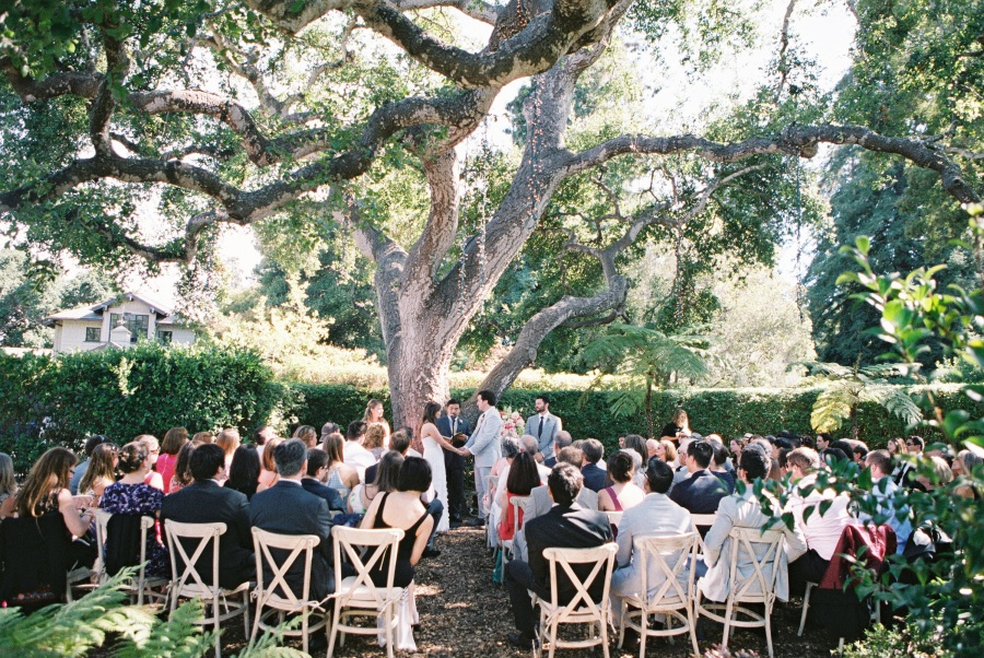www.santabarbarawedding.com   Soigne Productions   Lane Dittoe   Ceremony