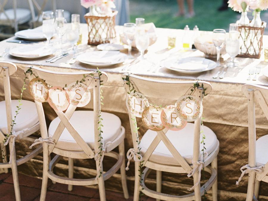 www.santabarbarawedding.com   Soigne Productions   Lane Dittoe   Reception Table