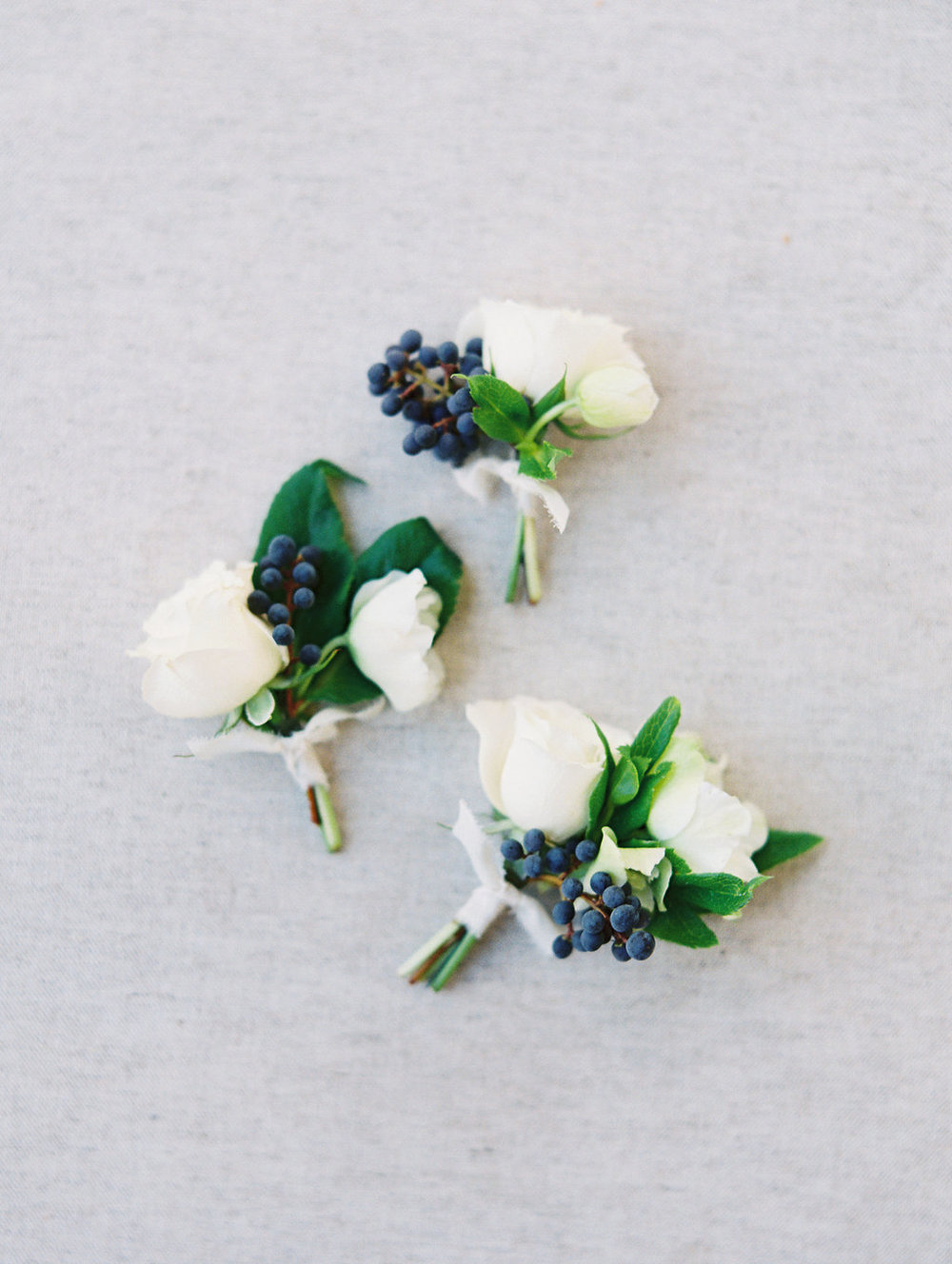 www.santabarbarawedding.com | Soleil Events | Mattei's Tavern | Boutonnieres