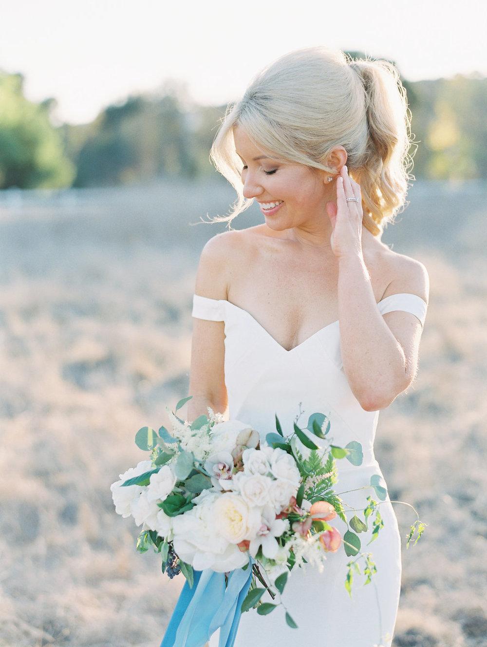 www.santabarbarawedding.com | Soleil Events | Mattei's Tavern | Bride