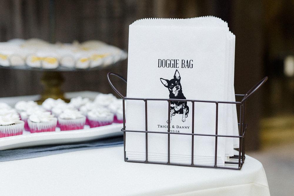www.santabarbarawedding.com   Cold Spring Tavern   Wunderland & Co.   Braden Young   Doggie Bag