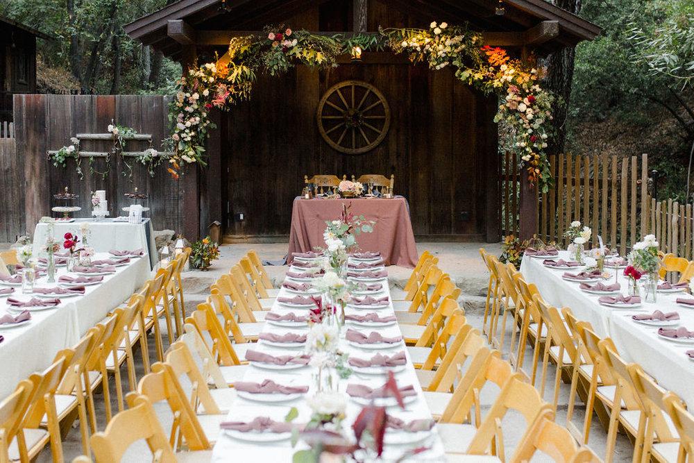 www.santabarbarawedding.com   Cold Spring Tavern   Wunderland & Co.   Braden Young   Reception
